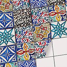 creatisto fliesenaufkleber fliesendeko klebefliesen fliesen mosaik i fliesen folie bad selbstklebend sticker aufkleber deko badezimmer u küche i