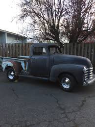 100 1952 Chevrolet Truck Nice Amazing Other Pickups Solid Stock Truck Project