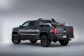 100 Concept Trucks 2014 Chevrolet Silverado Black Ops Gallery 526313