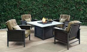 Collection Patio Furniture Outdoor Fire Pit Dining Room Table Chairs The Dump Arm Picture Kohls Folding