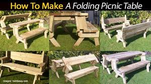 woodworking business free picnic table plans 2x6 making picnic