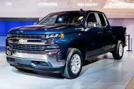 2019 Chevrolet Silverado 1500 First Look: More Models, Powertrain ...