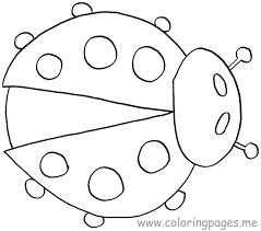 Free Printable Ladybug Coloring Pages For Kids And Lady Bug