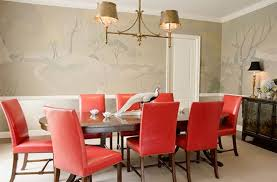 Coral Color Interior Design by 10 Dining Room Designs With Coral Peach Motifs Rilane