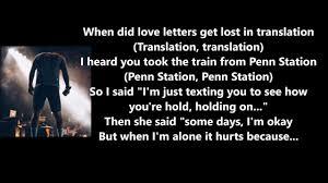 100 2 Rocking Chairs Jon Bellion Lyrics Waves Of Loneliness YouTube