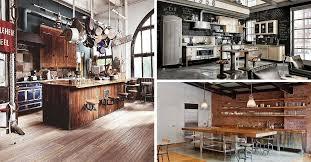 cuisine loft cuisine industrielle 43 inspirations pour un style industriel