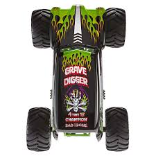 100 Glass Packs For Trucks Axial 110 SMT10 Grave Digger Monster Jam Truck 4WD RTR