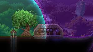 Terraria Halloween Event Arena by News Terraria