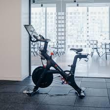 Bike Maker Peloton Claims Flywheel Copied Its Technology - WSJ