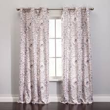 Brylane Home Curtain Panels by Montego Mila Window Panel Curtains U0026 Drapes Brylanehome