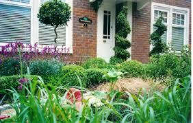 Great Design For Front Yard Garden Landscaping Decoration Your Inspiration Simple And Neat