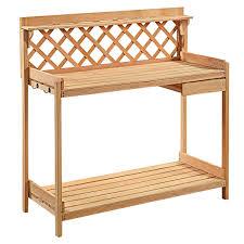 Amazoncom Dayanaprincess Garden Wood Work Potting Bench