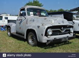 100 1955 Ford Panel Truck F100 Stock Photos F100 Stock Images Alamy