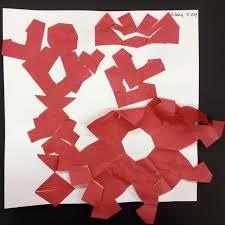 Froebels Kindergarten Paper Cutting