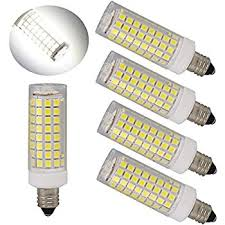 newhouse lighting e11 led bulb halogen replacement lights 5w 50w