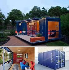 Another House Made From A Shipment Container Simple Stylish And Practical Architecture