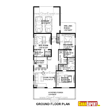 House Plan For 28 Feet By 32 Feet Plot Plot Size 100 Square