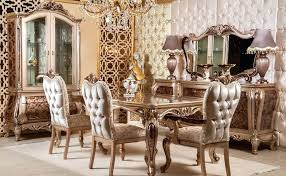 Classic Dining Table Sets Room Set Previous Next
