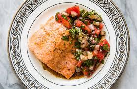 provencal cuisine salmon provencal recipe simplyrecipes com