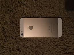 Neatly Used Iphone 5s Gold 32GB For Sale Technology Market Nigeria