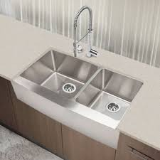 Hahn Vs Kraus Kitchen Sinks by Costco Hahn Chef Series Handmade Extra Large 60 40 Farmhouse