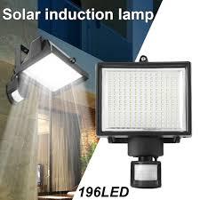 Amazoncom EASTERNSTAR 12 Pack Solar Powered Gutter Lights 4 LED