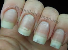 how to repair a broken nail the polished mommy