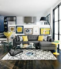 canapé gris design deco salon moderne gris modern idee canape id es de design salle