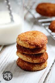 Paleo Pumpkin Cheesecake Snickerdoodles by Vegan Snickerdoodle Cookies The Healthy Family And Home