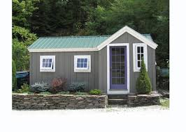 10x20 Storage Shed Kits by Heritage Cottages Heritage Tiny House