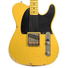 Nash E 52 Butterscotch Blonde MN Light Relic C Neck W 1