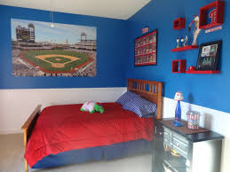 7 Year Boys Bedroom Ideas Wonderful Phillies Phan For A 6 Old Boy The Home Design