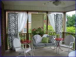 small screened porch decorating ideas home design ideas