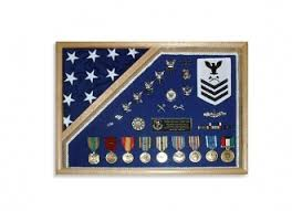The Air Force Flag Display Case Designed Specifically For Burial Or Casket Which
