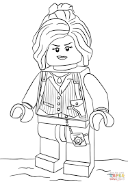 Click The Lego Barbara Gordon Coloring Pages To View Printable Version Or Color It Online Compatible With IPad And Android Tablets