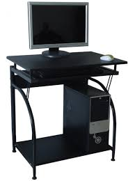 Black Corner Computer Desk With Hutch by Morgan Corner Computer Desk And Hutch Black Oak Walmart With