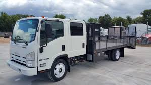 100 Landscaping Trucks For Sale 2016 Isuzu NPRHD Landscape Truck WorkTruckReport