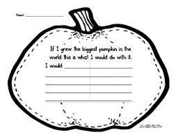 The Biggest Pumpkin Ever By Steven Kroll by The Biggest Pumpkin Ever Writing By Life With Ms Fife Tpt