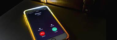 Amazon TAMO LED Flashing Case for iPhone 6 Plus 6s Plus
