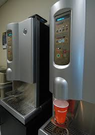 Microsoft Installs New Coffee Machines In Break Rooms Starbucks Barista Sin 006 White Espresso Machine