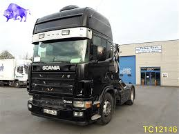 SCANIA 164 580 Euro 3 RETARDER Tractor Units For Sale, Truck Tractor ...