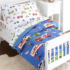 100 Toddler Truck Bedding Kids Camo Sets Boys Comforter Set Mk