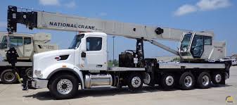 National NBT45 45-Ton Boom Truck Crane For Sale Or Rent Trucks ...