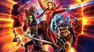 Movie Poster For Disney And Marvel Studios Guardians The Galaxy Vol
