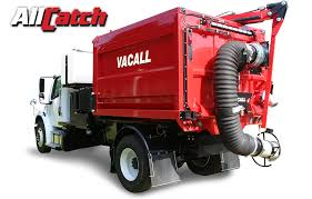 100 Leaf Vacuum Truck Vacall AllCatch Catch Basin Cleaners