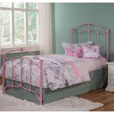 Step2 Princess Palace Twin Bed by Girls Pink Twin Bed Target