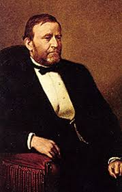 Image A Portrait Of US President Ulysses S Grant