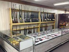 Gun Store with our Racks racks