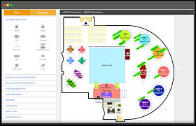 Floor Plan Template Excel by Brilliant Wedding Planning Software Wedding Planner Excel
