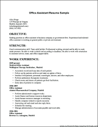 Administrative Services Manager Resume Sample Medical Office Samples